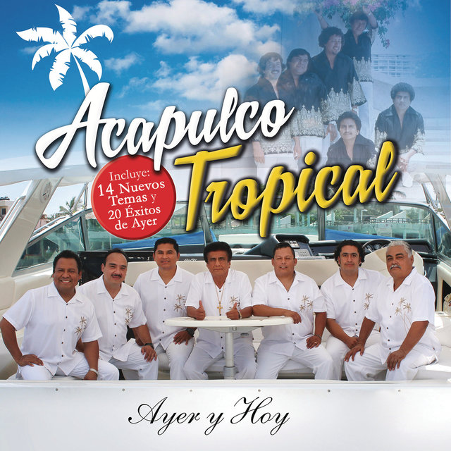 La Del Vestido Rojo By Acapulco Tropical On Tidal