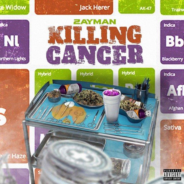 Killing Cancer by ZAYMAN on TIDAL