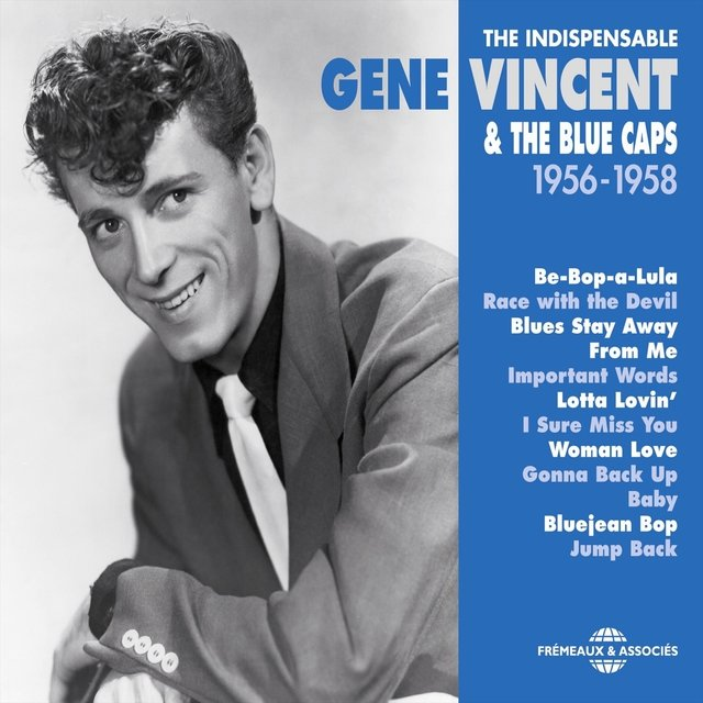 75f2d37d98a Listen to Gene Vincent   The Blue Caps 1956-1958 by Gene Vincent on ...
