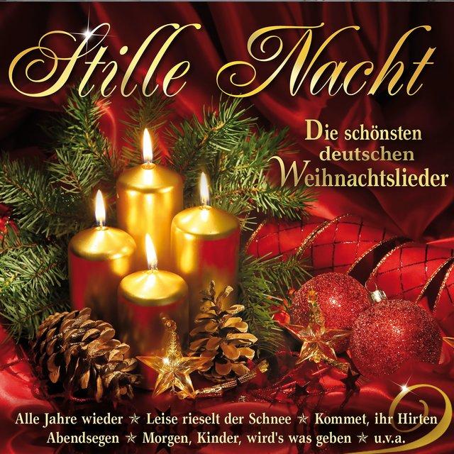 Die Schönsten Deutsche Weihnachtslieder.Stille Nacht Die Schönsten Deutschen Weihnachtslieder By Various
