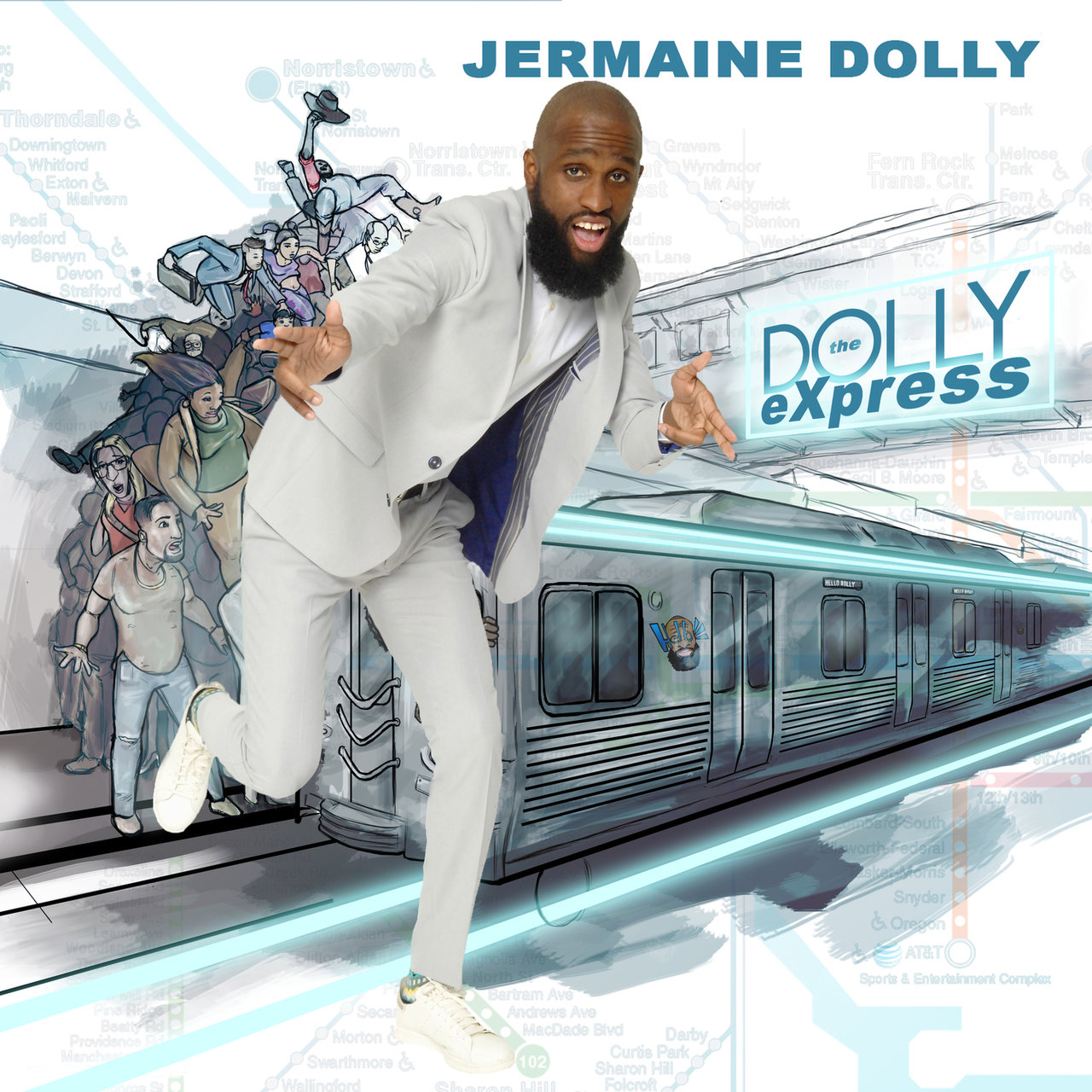 Jermaine Dolly - The Dolly Express