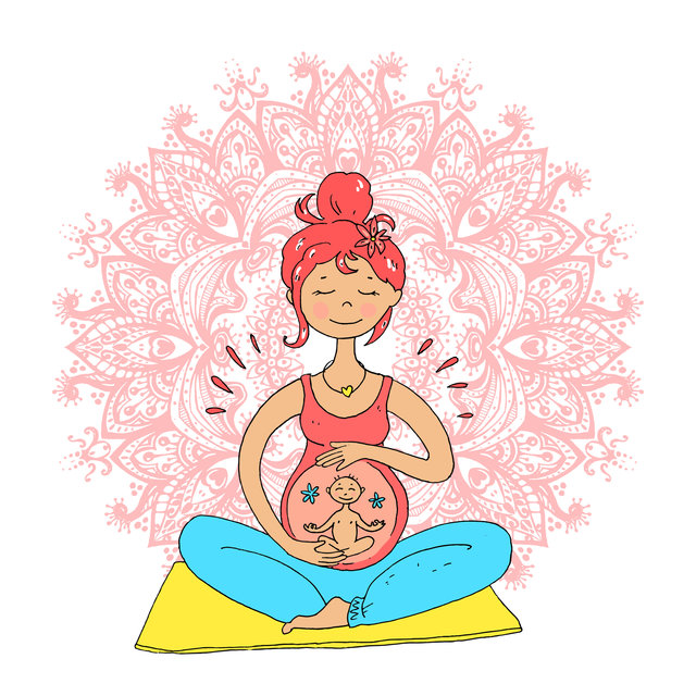 Listen to Yoga Music for Mothers Kids and Babies by Yoga