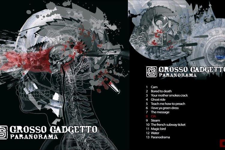 Grosso Gadgetto - Paranorama - #8 CIA