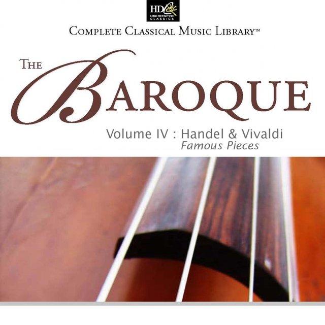 Listen to Georg Friedrich Handel And Antonio Vivaldi : The
