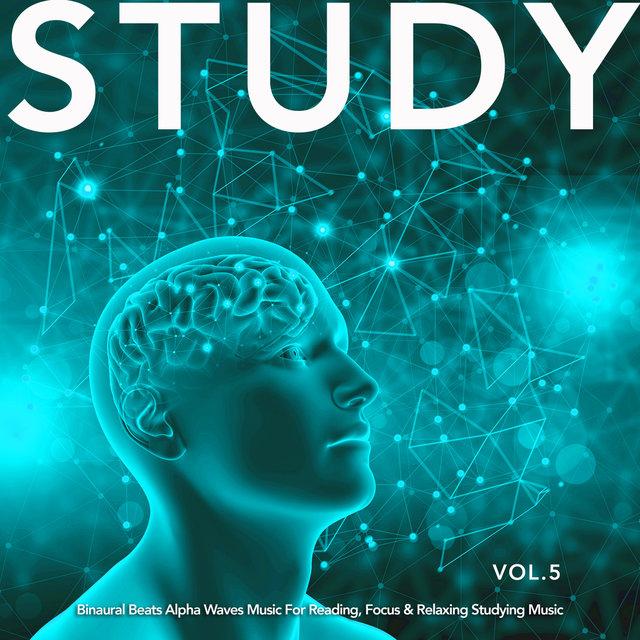 Listen to Study: Binaural Beats Alpha Waves Music For