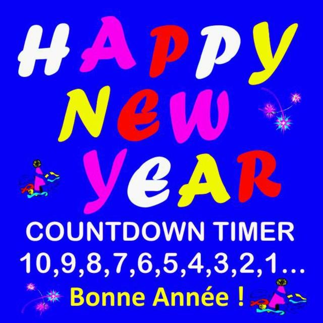 Listen to Countdown Timer by Happy New Year on TIDAL