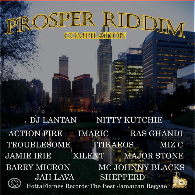 Prosper Riddim Instrumental by Smokeshop on TIDAL