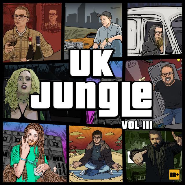 UK Jungle Records Presents: UK Jungle Volume 3 by Omen Breaks on TIDAL
