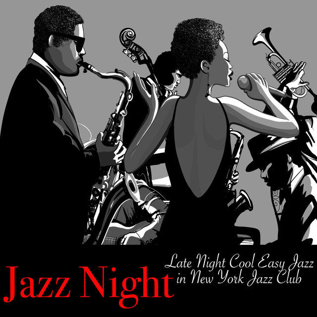 Jazz Night – Late Night Cool Easy Jazz in New York Jazz Club
