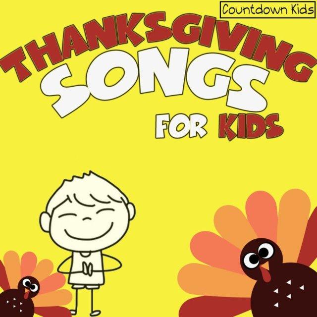 thanksgiving songs for kids