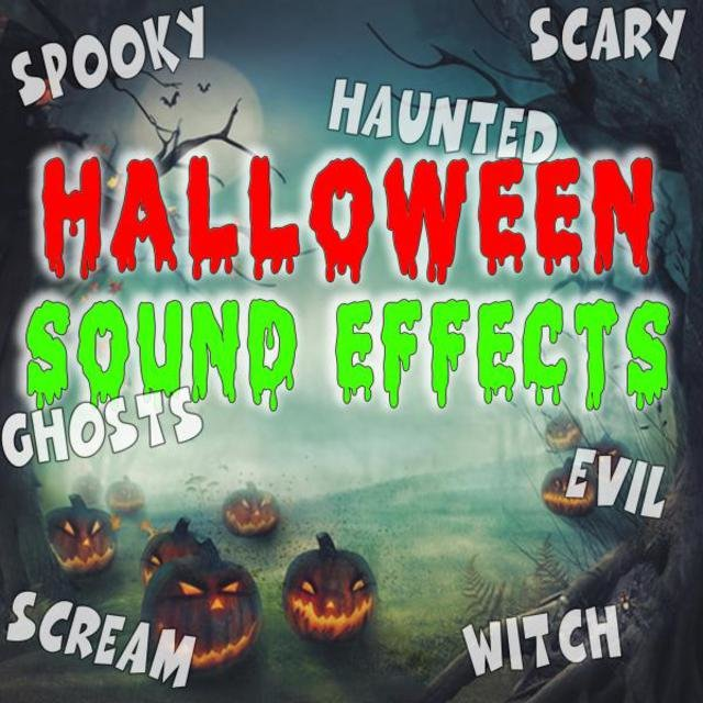 Listen to Halloween Sound Effects (Spooky, Scary, Haunted