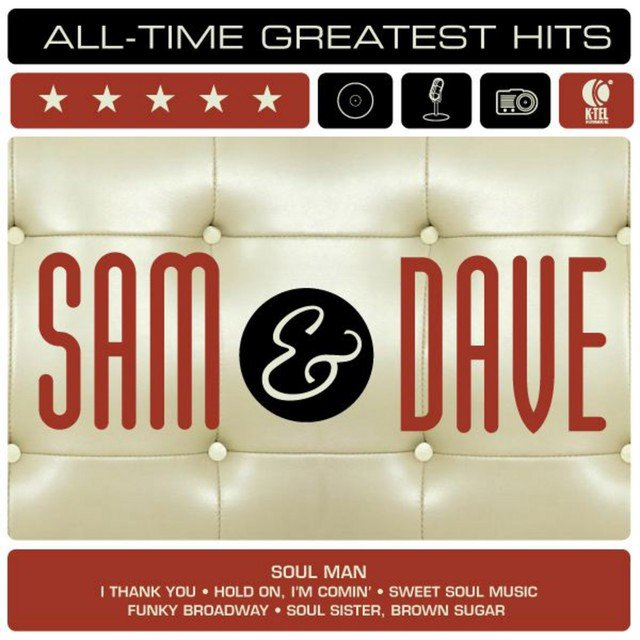 Sam & Dave: All-Time Greatest Hits by Sam & Dave on TIDAL