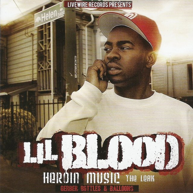 Listen to Heroin Music: The Leak by Lil Blood on TIDAL