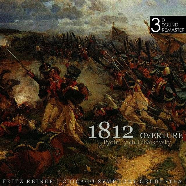 Tchaikovsky: 1812 Overture by Chicago Symphony Orchestra on