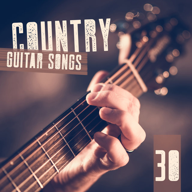 Country Guitar Songs: 30 Best Instrumental Hits, Relaxing Country