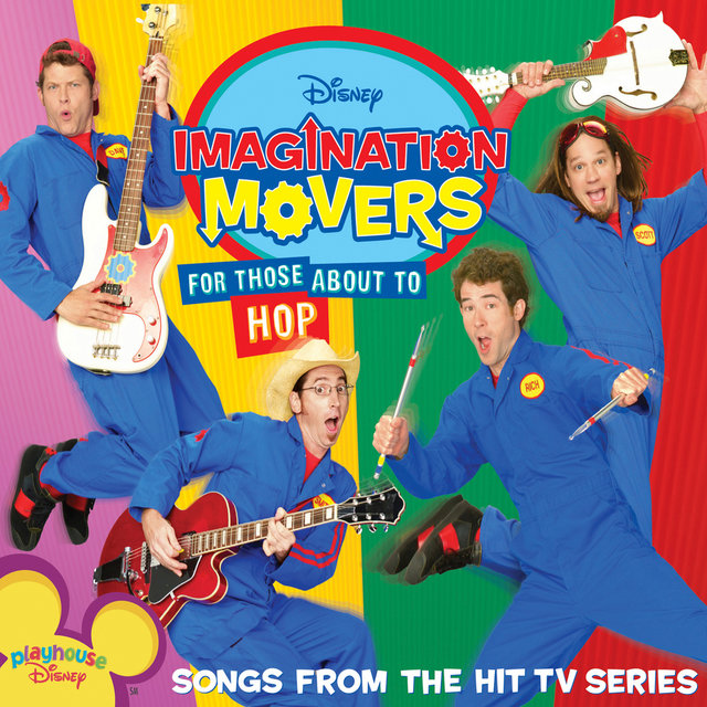 Imagination Movers: For Those About to Hop (Playhouse Disney