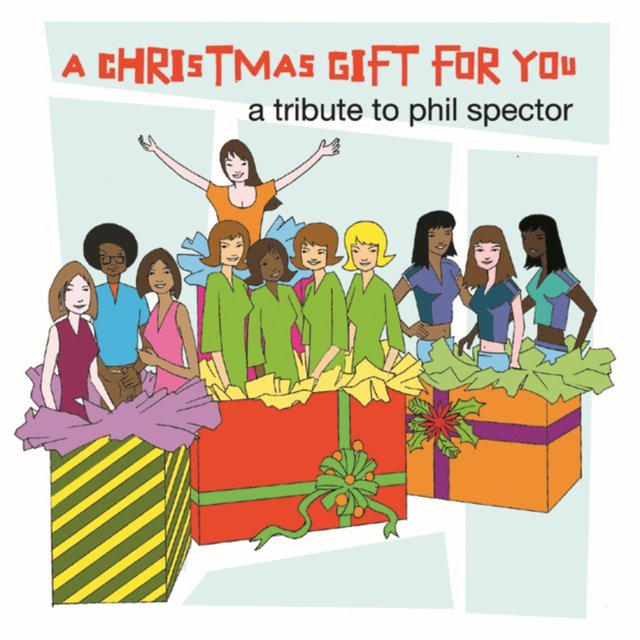 A Christmas Gift For You From Phil Spector.Listen To Christmas Gift For You A Tribute To Phil Spector