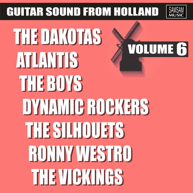 Listen to Guitar Sound from Holland, Vol  6 by Various