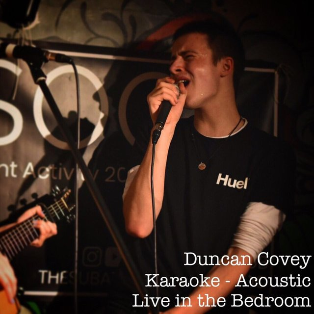 Karaoke (Acoustic) by Duncan Covey on TIDAL