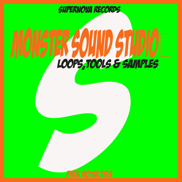 Monster Sound Studio Loops by Patrick Seeker on TIDAL