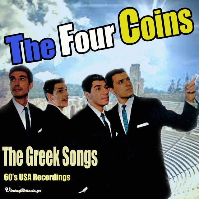 The Greek Songs by The Four Coins on TIDAL