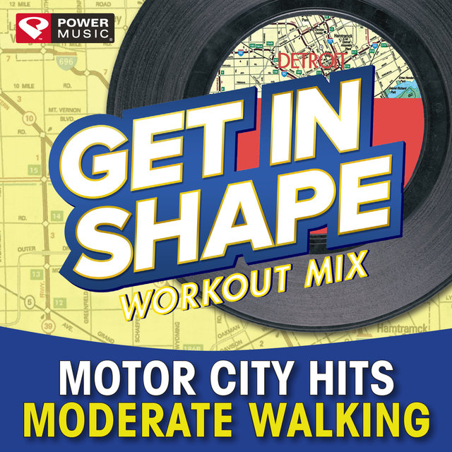 Listen to Get In Shape Workout Mix - Motor City Hits (60