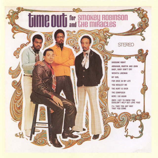 Time Out For Smokey Robinson & The Miracles by Smokey Robinson & The