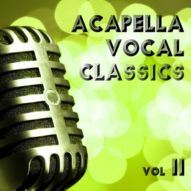 vocals acapellas