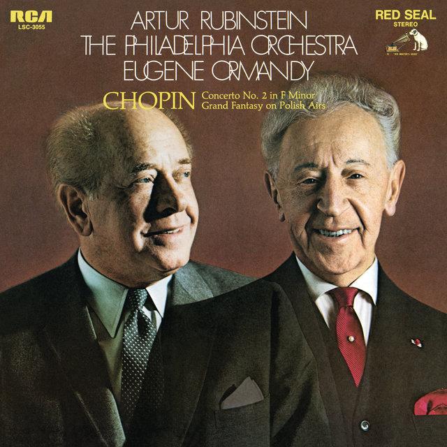 Chopin: Piano Concerto No  2 in F Minor, Op  21 & Fantasy on