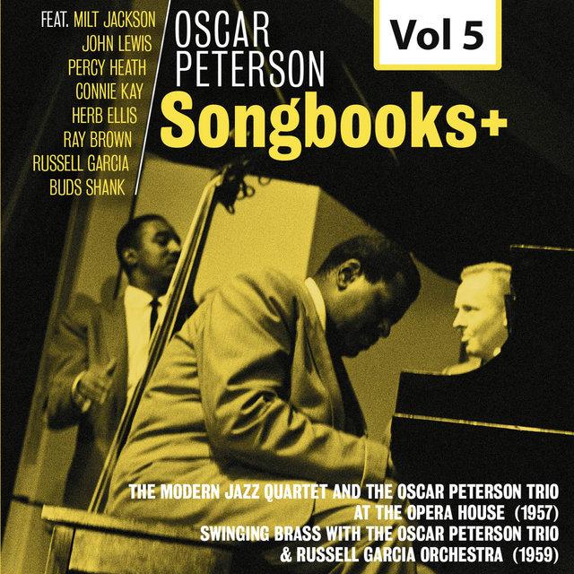 Oscar Peterson Trio-Songbooks+, Vol  5 by Oscar Peterson Trio on TIDAL