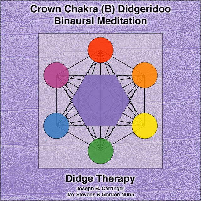 Listen to Crown Chakra (B) Didgeridoo & Binaural Meditation