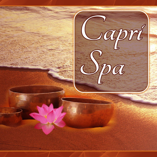 Capri Spa - Nature Sounds with Relaxing Piano Music, Reiki