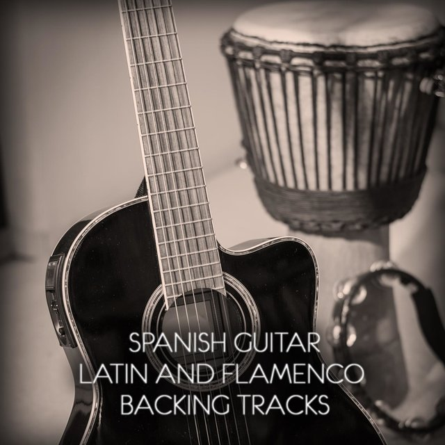 Listen to Spanish Guitar Latin and Flamenco Backing Tracks