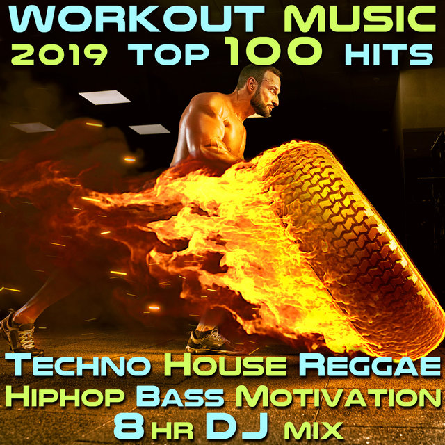 Workout Music 2019 Top 100 Hits Techno House Reggae Hip Hop Bass