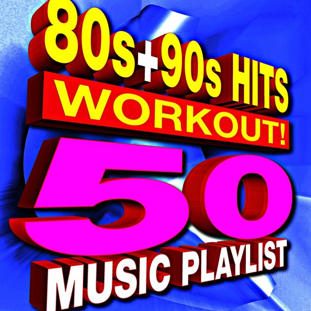 50 80s + 90s Hits Workout! Music Playlist by Workout Music