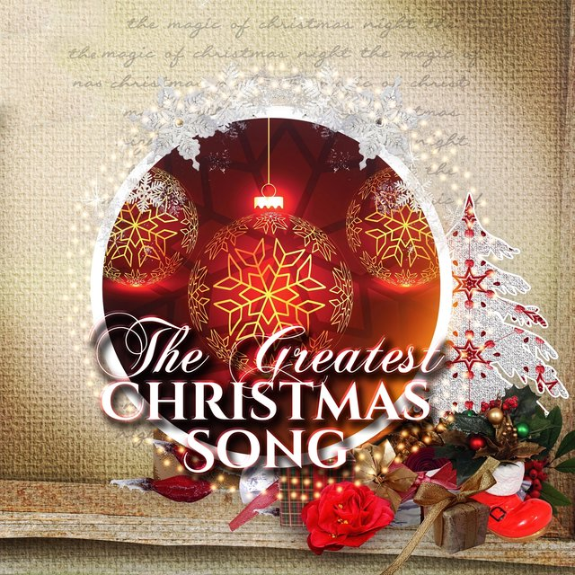 Christmas Instrumental.The Greatest Christmas Song Traditional Instrumental