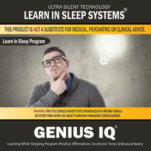 Listen to Genius Iq: Learning While Sleeping Program (Self