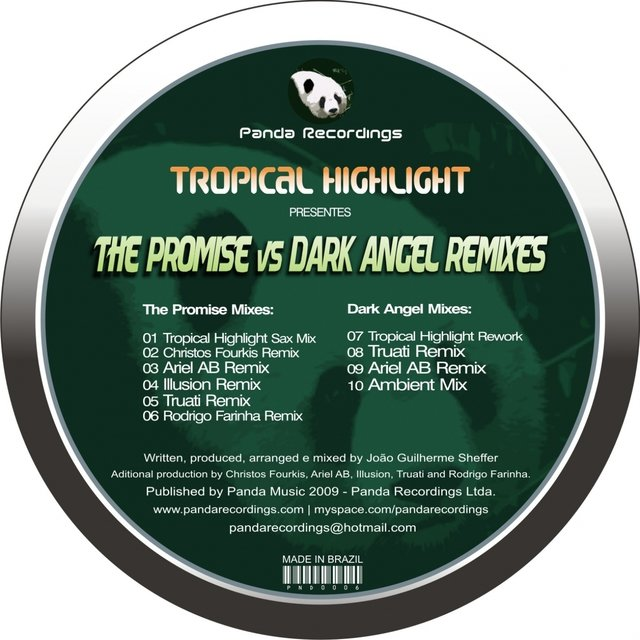 The Promise vs Dark Angel Remixes by Tropical Highlight on TIDAL