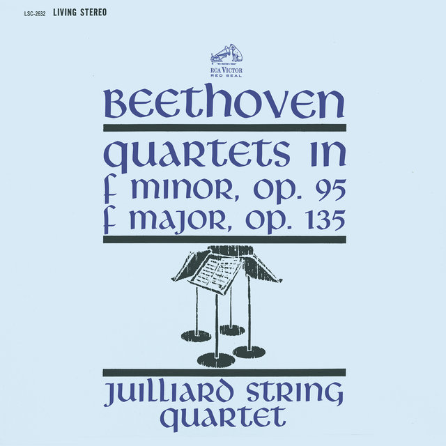 Listen to Beethoven: String Quartet No  11 in F Minor, Op  95