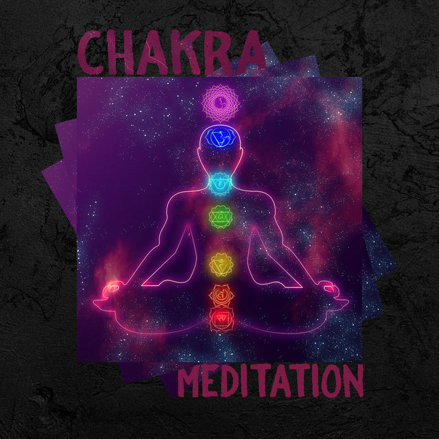 Chakra Meditation: Free Flow of Powerful Energy by Chakra