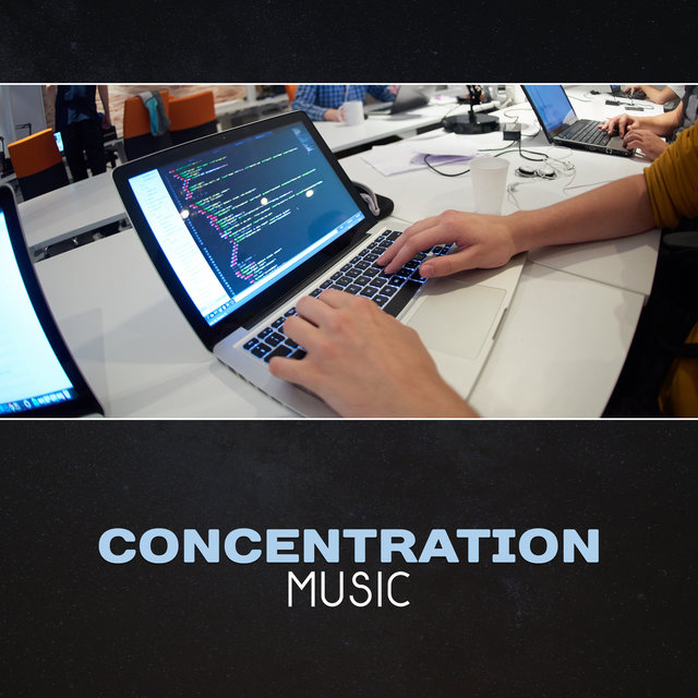 Listen to Concentration Music – Background Music for Coding