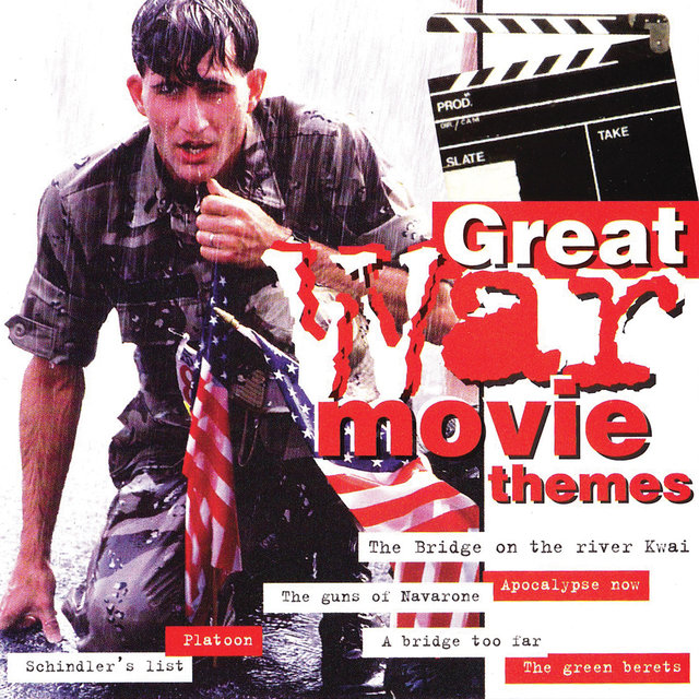 Listen to Great War Movies Themes by The Silver Screen