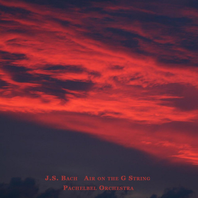 J S  Bach: Air on the G String by Pachelbel Orchestra on TIDAL