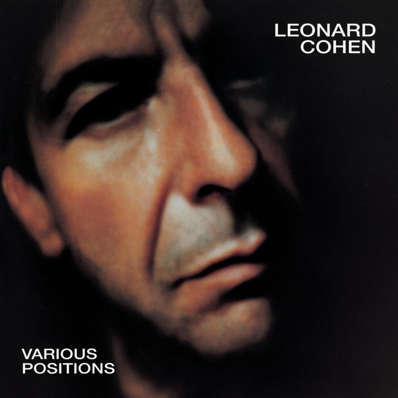 Image result for various positions leonard cohen