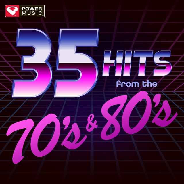 35 Hits from the 70's & 80's (Unmixed Workout Music Ideal