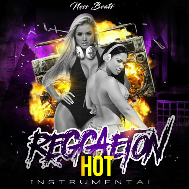 Reggaeton Hot Instrumentals 2017 by Ness Beats on TIDAL