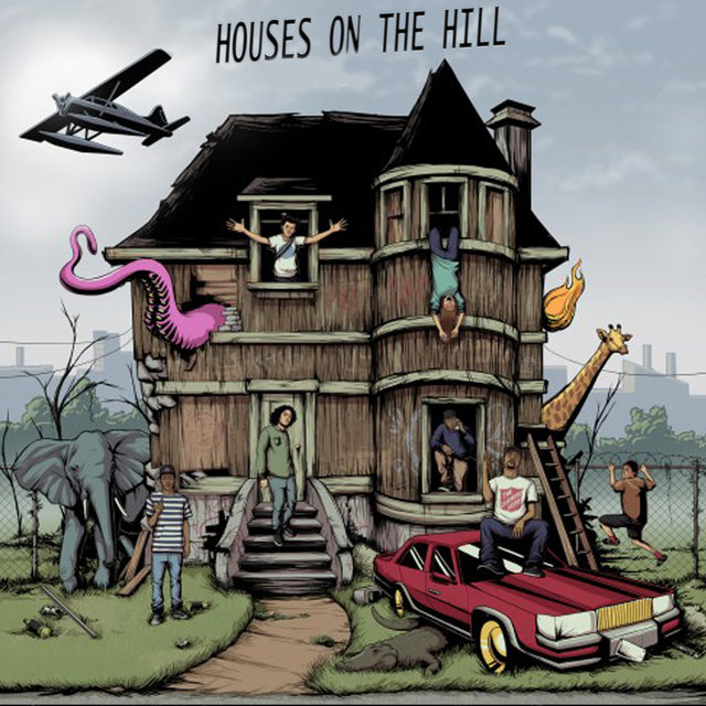 Houses on the Hill (Instrumental) by Trap Hood on TIDAL