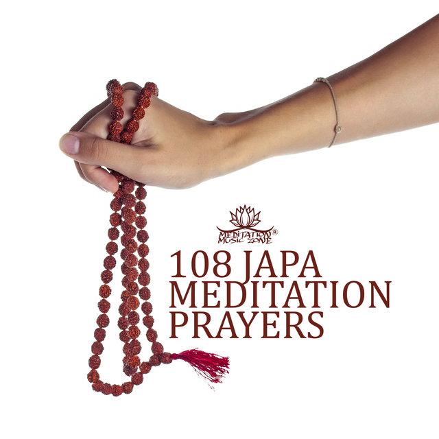 Listen to 108 Japa Meditation Prayers: Spiritual Mantras and