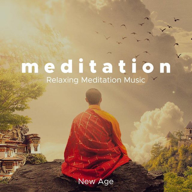 Meditation New Age - Relaxing Meditation Music, Asian Music