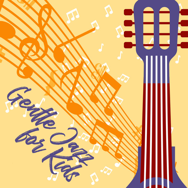 Gentle Jazz for Kids by Acoustic Hits on TIDAL